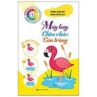 Tô Màu Theo Từng Bước - Máy Bay, Chim Chóc, Côn Trùng 1