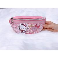 Túi đeo , bao tử cho bé Hello Kitty (KTW504)