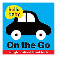 On the Go: Lift the Flap Tab - Lift The Flap Tab (Board book)