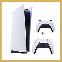 Máy Chơi Game Playstation 5 Standard (CFI-1018A 01) Kèm 2 Tay Cầm - Chính Hãng