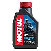 Nhớt Xe Tay Ga Motul Scooter Le 4t 10w40 20x1l Vn (1L)