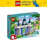 Đồ Chơi Lắp Ghép LEGO Disney Princess Bữa Tiệc Thần Tiên Tại Lâu Đài Cinderella 43178 (168 Chi Tiết)