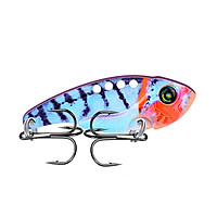54mm Fishing Lures 11g Sequins Baits Metal Simulation Fishes Fishing Tools Accessories