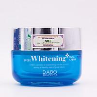 Kem chống nám trắng da cao cấp - Dabo Speed Whitening Dual Cream