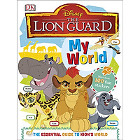 Disney The Lion Guard My World