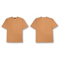 Áo thun wash trơn cotton unisex W2P 6 màu vintage thun cotton 100 thấm hút mồ hôi chất mịn mát mẻ
