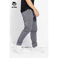 Quần kaki nam slimfit pants, lưng thun, chất vải mềm mịn, ống suông (sz: M - XXL) MK Clever - QKX06