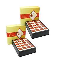 Yến sào Song Việt - Combo 2 hộp giấy tiện lợi ( loại 60 phần/ hộp)
