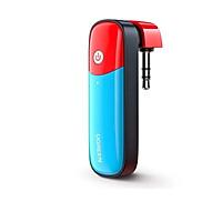 bộ phát bt jack 3.5mm Audio hỗ trợ chuẩn APTX Low Latency cho Nintendo Switch - Lite. PS4. PC Ugreen 324JS80188CM Bluetooth 5.0 hàng chính hãng