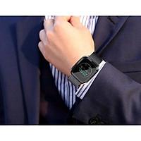 Đồng hồ thông minh smartwatch theo dõi sức khỏe nghe gọi điện thoại tin nhắn