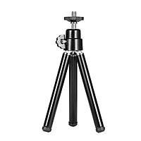 Portable Mini Webcam Tripod for Smartphone Lightweight Flexible Web Camera Desktop Support Stand Phone Holder Table