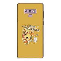 Ốp Lưng Dành Cho Samsung Galaxy Note 9 - Mẫu 110