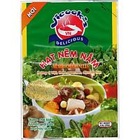 4 gói Hạt nêm Nấm Vicook's 250gr/gói