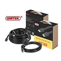Dây cáp HDMI UNITEK Ultra 4K  1.5M-3M- 5M - 10M - 15M- 20M - 30M -50M HÀNG CHÍNH HÃNG