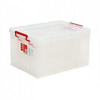 Bộ 3 thùng nhựa mỹ 2555 Song Long cao cấp- thùng chữ nhật