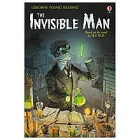 The Invisible Man (Usborne Young Reading)