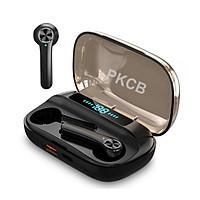 Tai Nghe True Wireless nhét tai Bluetooth Không Dây cảm ứng - Hàng chính hãng PKCB315