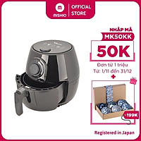 Nồi chiên không dầu Mishio 3.8L - Hàng chính hãng