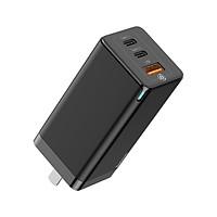 Bộ sạc nhanh đa năng Baseus GaN Travel Quick Charger 65W dùng cho Laptop và điện thoại - Hàng chính hãng