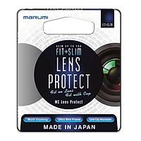 Kính lọc filter bảo vệ ống kính máy ảnh Marumi (Japan - nhiều size)