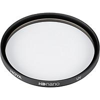 Kính Lọc Filter Hoya HD NANO UV 49mm - Hàng Chính Hãng