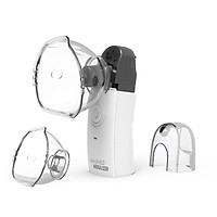 Máy xông mũi họng hỗ trợ điều trị hen suyễn có mặt nạ, kích thước nhỏ gọn