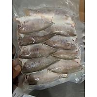 [Chỉ Giao HCM] Cá đù 1 nắng nguyên con khay 500g