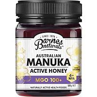 Barnes Naturals Australian Manuka Honey 500g MGO 100+