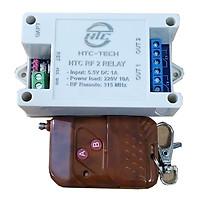HTC-TECH Module HTC RF 2 Relay - BUX- Hàng Chính Hãng