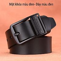 Thắt lưng/ dây nịt nam da bò cao cấp Mã TL.9218D