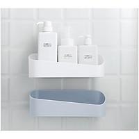 COMBO 2 Kệ nhà tắm hính chữ nhật lệch chéo sang trọng