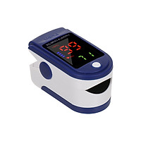 Máy đo nồng độ oxy đầu ngón tay kỹ thuật số màn hình LED cảm biến Blood Oxygen Sensor Saturation Mini SpO2 Monitor PR Pulse Rate Measurement