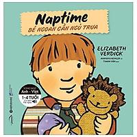 Sách-bộ sách song ngữ kỹ năng cho bé-naptime-bé ngoan cần ngủ trưa