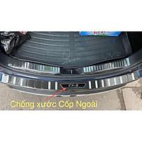 Chống Trầy Cốp Dành Cho Xe Mazda CX5 CX-5 2018 2019 2020 2021 mẫu Carbon