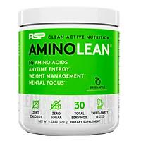 RSP AminoLean Năng lượng Gym Bùng Nổ, Phục Hồi Năng Lượng 30 liều dùng