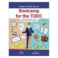 Bootcam For The Toeic (Kèm file MP3)