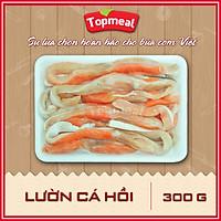 HCM - Lườn cá hồi (300g) - Thích hợp với các món chiên giòn, kho, nướng, nấu lẩu - [Giao nhanh TPHCM]