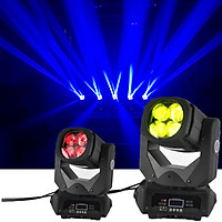 Đèn Moving LED 25×4 Bóng NE 810