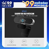 Webcam Xiaomi Youpin Xiaovv HD USB tích hợp micrô Máy ảnh lấy nét tự động không cần ổ đĩa ,ghi âm cuộc gọi video