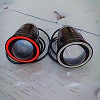 Đèn 3 chế độ sáng, đi đường Chống bụi, chống nước có Led U7  - TB273