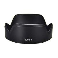 Len Hood Nhựa Bảo Vệ Ống Kính Máy Ảnh Canon EW-53