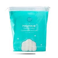Bông tẩy trang cotton  MAJIYAHE 220 MIẾNG