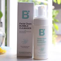 Sữa rửa mặt dạng bọt cho da dầu nhờn Isov Facial Clean Bubble Cleanser 150ml