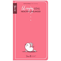 Sổ Tay Động Lực – 66 Ngày Sống Healthy & Balanced