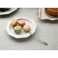 Đĩa tròn gốm sứ - Bella - Erato - Hàng nhập khẩu Hàn Quốc