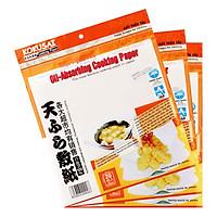 Combo 3 Túi Giấy Thấm Dầu Kokusai GTDD00004596 (20 Tờ/Túi)