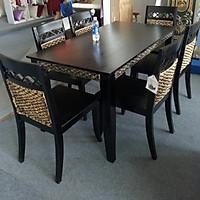Bộ bàn  ăn lục bình - WADI-003