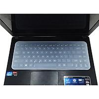 Miếng Phủ Bàn Phím Silicon Dành Cho Laptop 15 - 17 inch  Chống Nước, Chống Bụi Bẩn