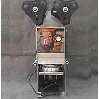 Máy dán miệng ly, cốc cà phê, sinh tố bán tự động Verly W680Y 350W