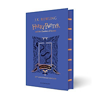 Harry Potter And The Chamber Of Secrets – Ravenclaw Edition (Hardback)